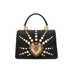 Клатчи Dolce & Gabbana Сумка Devotion small Dolce & Gabbana