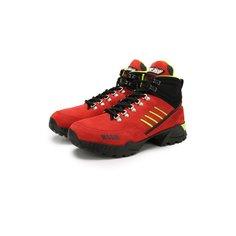 Ботинки и полусапоги MSGM Кожаные ботинки MSGM