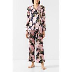 Пижамы Olivia Von Halle Шелковая пижама Olivia Von Halle