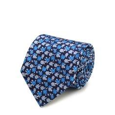 Галстуки Kiton Шелковый галстук с узором Kiton