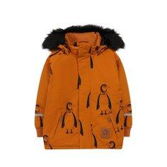 Куртки Mini Rodini Парка с капюшоном Mini Rodini
