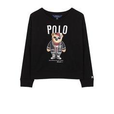 Свитеры Polo Ralph Lauren Свитшот с принтом Polo Ralph Lauren