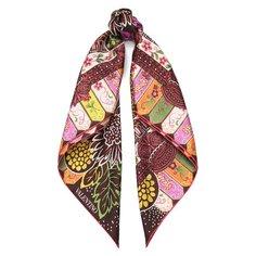 Платки Valentino Шелковый платок Valentino