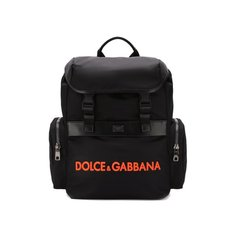 Рюкзаки Dolce & Gabbana Комбинированный рюкзак Street Dolce & Gabbana