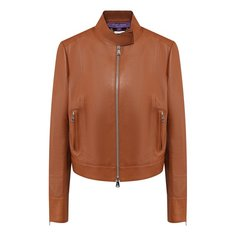 Куртки Ralph Lauren Кожаная куртка Ralph Lauren