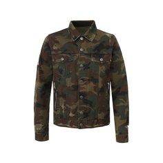Куртки Balmain Хлопковая куртка Balmain