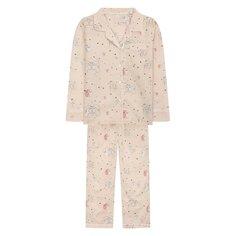 Пижамы Little Yolke Хлопковая пижама Little Yolke