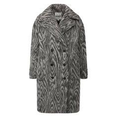Пальто Kenzo Двубортное пальто Kenzo