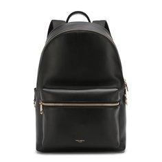 Рюкзаки Dolce & Gabbana Кожаный рюкзак Office Dolce & Gabbana