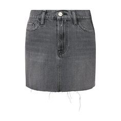Юбки Frame Denim Джинсовая юбка Frame Denim
