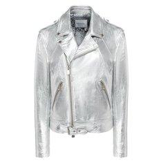 Куртки CocoCloude. Кожаная куртка CocoCloude.