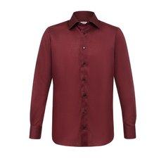 Рубашки Zilli Хлопковая сорочка с воротником кент Zilli