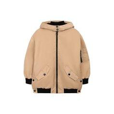 Куртки Ermanno Scervino Куртка с капюшоном Ermanno Scervino