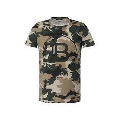 Футболки Balmain Хлопковая футболка Balmain