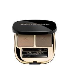 Палетки для бровей Dolce & Gabbana Набор теней для коррекции бровей, оттенок 1 Natural Blond Dolce & Gabbana