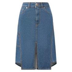 Юбки Lanvin Джинсовая юбка Lanvin