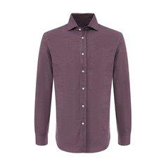 Рубашки Ralph Lauren Хлопковая рубашка с воротником кент Ralph Lauren