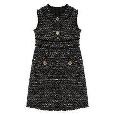 Платья Dolce & Gabbana Твидовое платье Dolce & Gabbana
