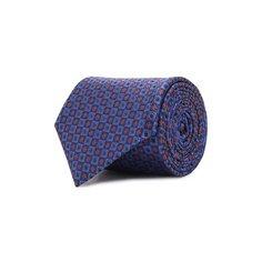 Галстуки Canali Шелковый галстук Canali