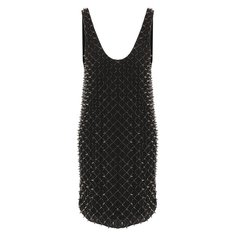 Платья Balmain Шелковое платье Balmain