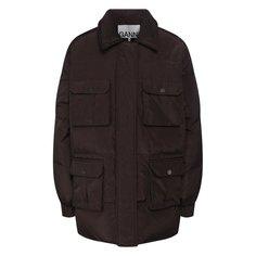 Пуховики Ganni Пуховая куртка Ganni
