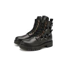 Кожаные ботинки Simonetta