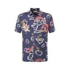 Рубашка из вискозы RRL