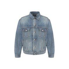 Куртки Balenciaga Джинсовая куртка Balenciaga