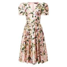 Платья Dolce & Gabbana Шелковое платье Dolce & Gabbana