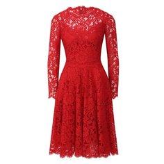 Платья Dolce & Gabbana Кружевное платье Dolce & Gabbana