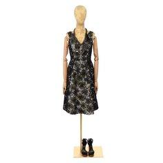 Платья Oscar de la Renta Шелковое платье Oscar de la Renta