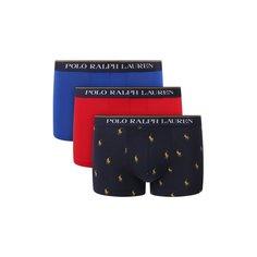 Трусы Polo Ralph Lauren Набор из трех боксеров Polo Ralph Lauren