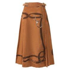 Юбки Ralph Lauren Замшевая юбка Ralph Lauren