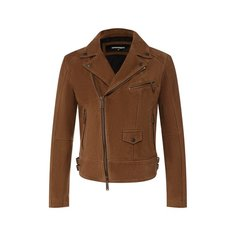 Куртки Dsquared2 Замшевая куртка Dsquared2