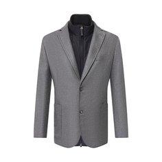 Пиджаки Brioni Комплект из пиджака и жилета Brioni