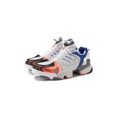 Текстильные кроссовки Vetements x Reebok Spike Runner 400 Vetements