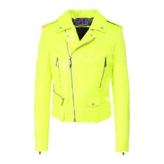 Куртки Philipp Plein Кожаная куртка Philipp Plein