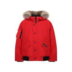 Пуховики Canada Goose Пуховая куртка Rundle Canada Goose