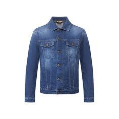 Куртки Jacob Cohen Джинсовая куртка Jacob Cohen