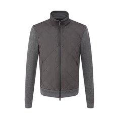 Комбинированная куртка Ermenegildo Zegna