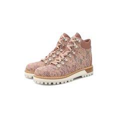 Ботинки Le Silla Текстильные ботинки Le Silla