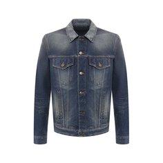 Джинсовая куртка Alanui