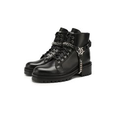 Ботинки Balmain Кожаные ботинки Muse Balmain