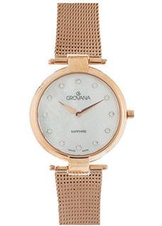 Швейцарские наручные женские часы Grovana 4516.1863. Коллекция DressLine