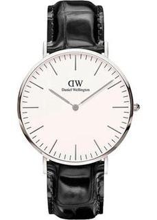 fashion наручные мужские часы Daniel Wellington 0214DW. Коллекция Reading