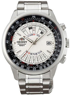 Японские наручные мужские часы Orient EU07005W. Коллекция Sporty Automatic