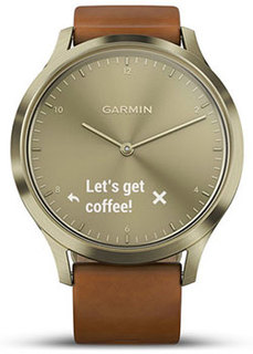 мужские часы Garmin 010-01850-25. Коллекция Vivomove HR