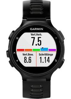 мужские часы Garmin 010-01614-15. Коллекция Forerunner735 XT