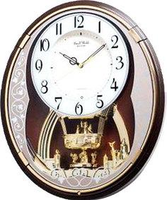 Настенные часы Rhythm 4MH853WD06. Коллекция Century