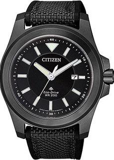 Японские наручные мужские часы Citizen BN0217-02E. Коллекция Promaster